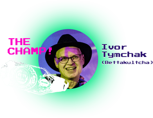 Ivor Tymchak, Bettakultcha